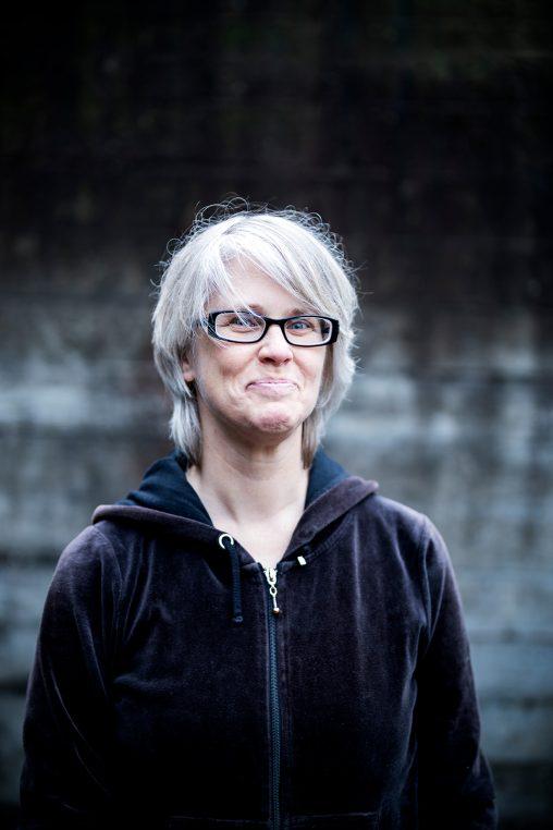 Agnes Aspe, Blödarsjukas Riksförbund